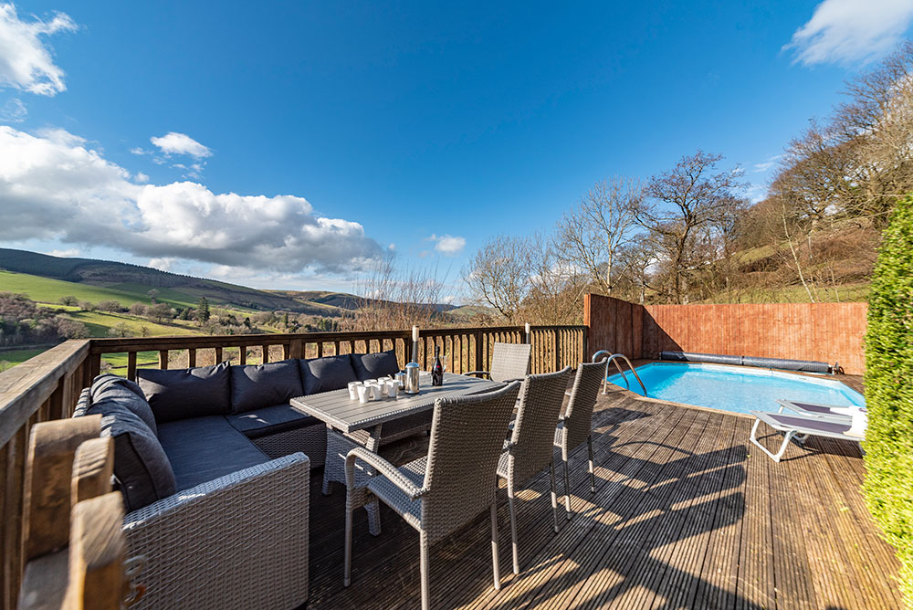 Holiday accommodation for group bookings and family holidays in Wales, guest information | | Cae Madog Barn